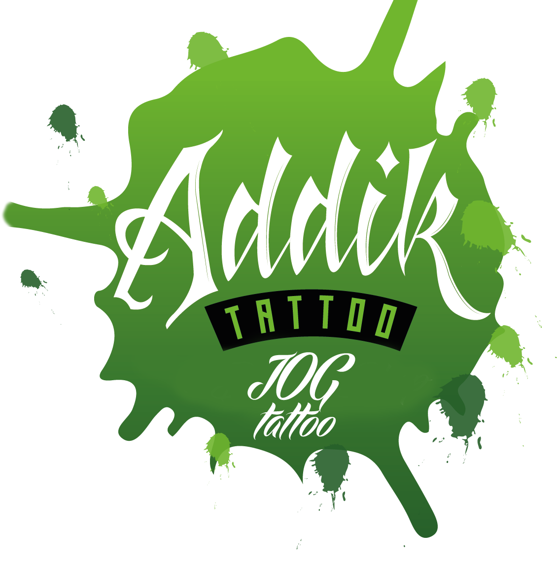 Logo Addik Tattoo - Tattouages et percings à Chicoutimi au Saguenay